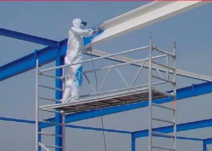 成都钢结构防腐工程