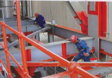 四川防腐工程-钢结构