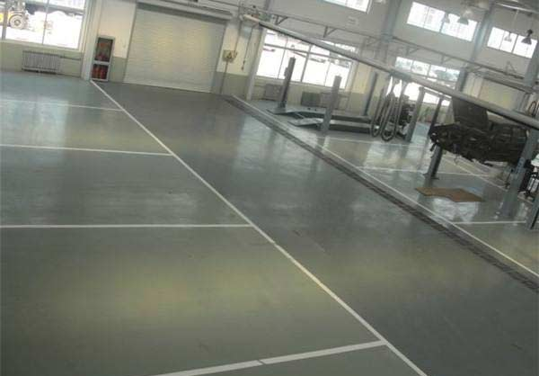 四川食品厂环氧地坪