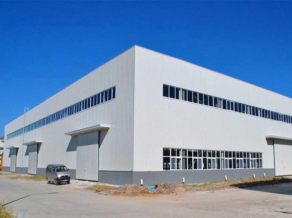 金荣奥辰建筑工程有限公司厂区环境