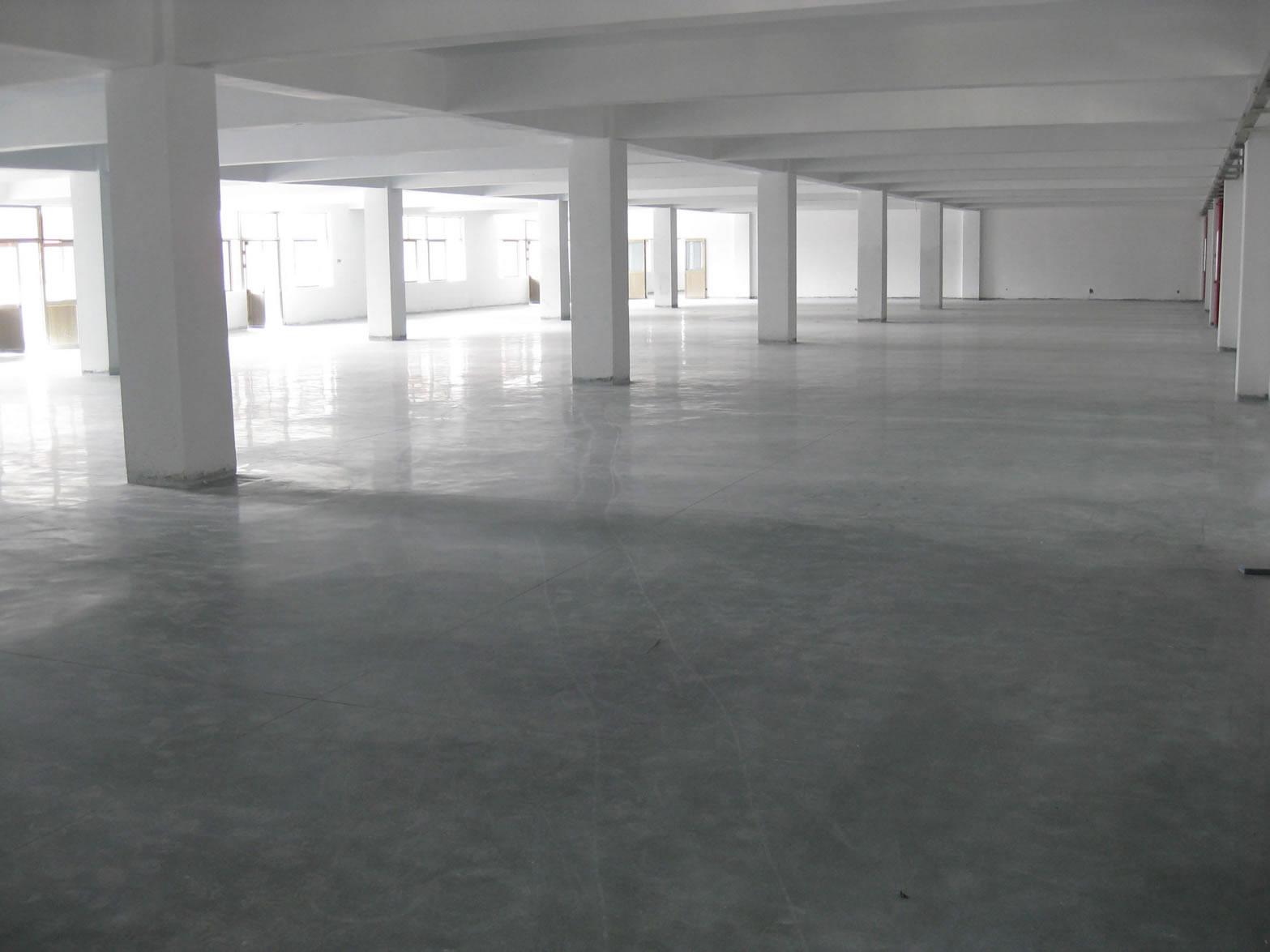 四川工业厂房环氧地坪合作客户