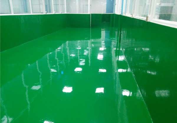 成都环氧地坪-食品厂