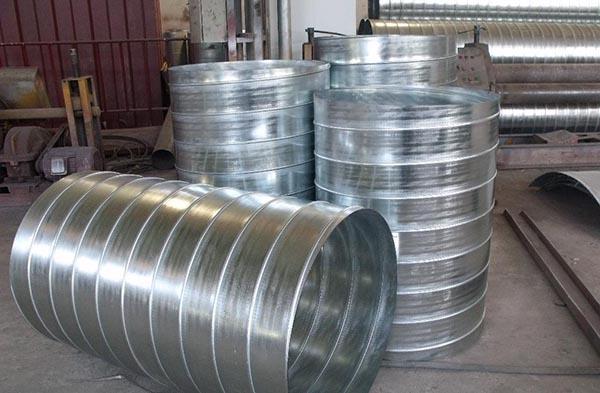 瑞泰嘉生产的不锈钢螺旋风管主要用途有哪些?