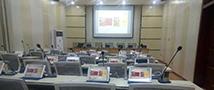 绵阳市安州区政府多媒体会议室用灯