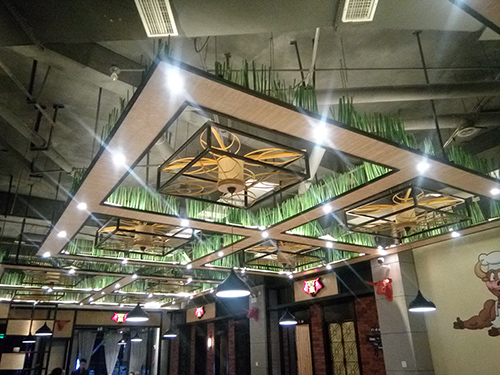 LED灯合作客户:绵阳市杀牛场餐饮有限公司