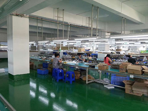 LED节能灯厂家工厂展示