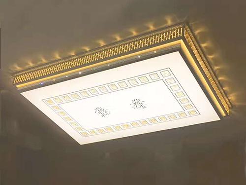 四川LED简约客厅主灯