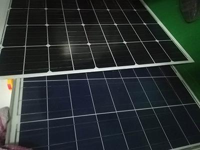 四川LED太阳能路灯客户见证
