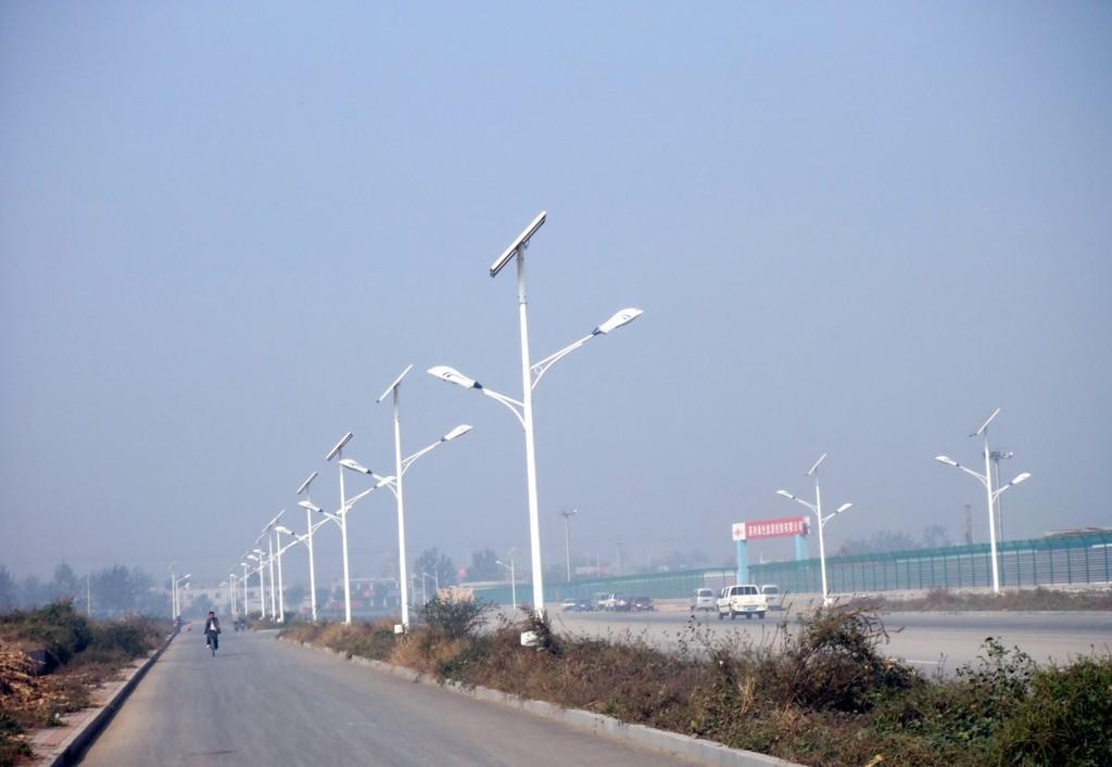 想了解为什么成都led太阳能路灯会选择led光源吗