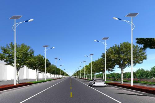 农村安装四川led太阳能路灯有哪些效果和优势呢?