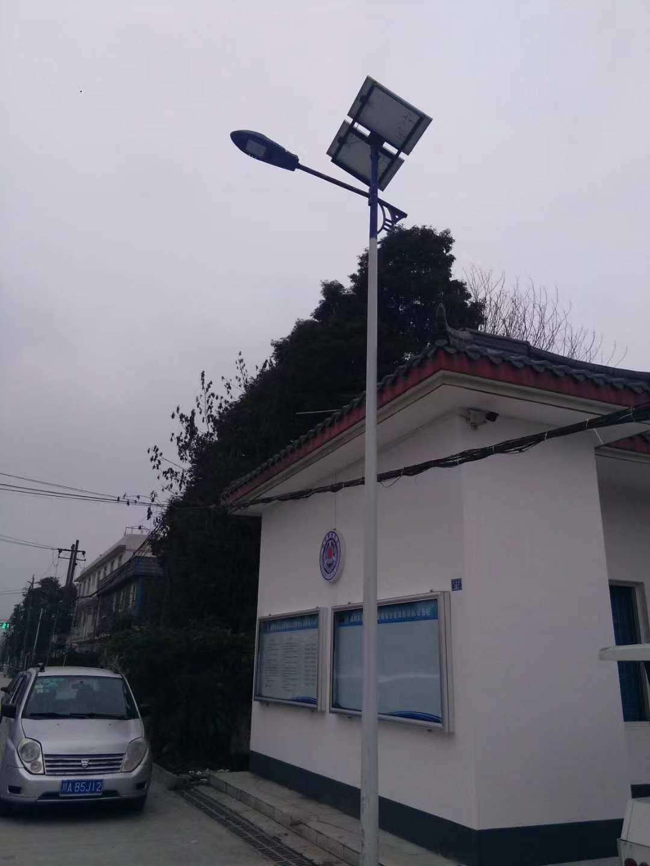 """怎么让四川太阳能路灯过一个""""温暖""""的冬天"""