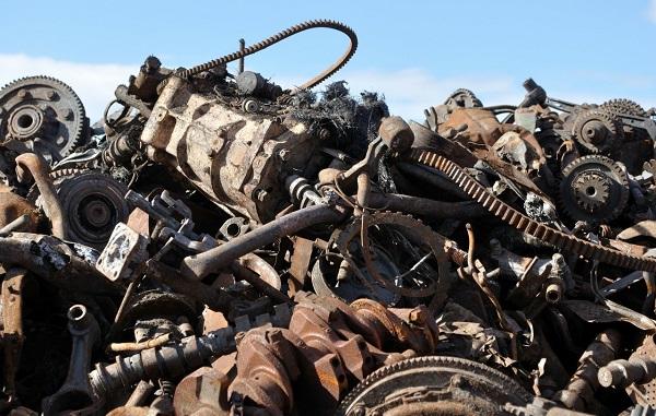 废品回收行业的发展