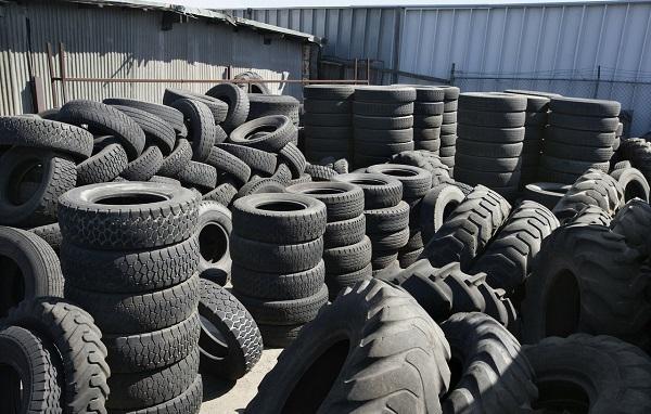 内蒙古废旧轮胎回收公司