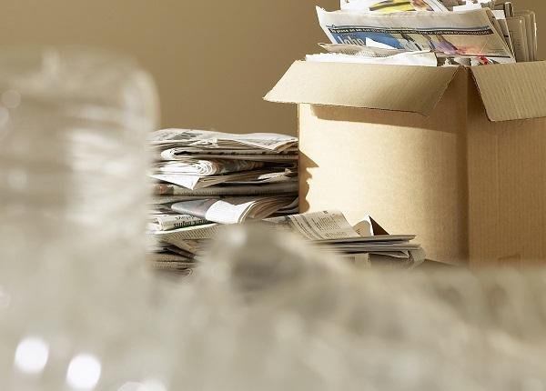 内蒙古废品回收废旧纸箱处理