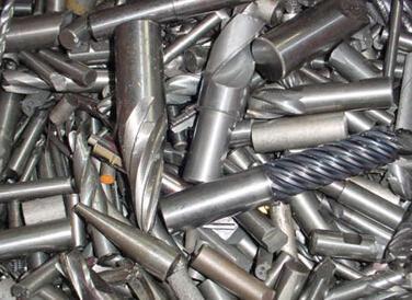 金属废品回收