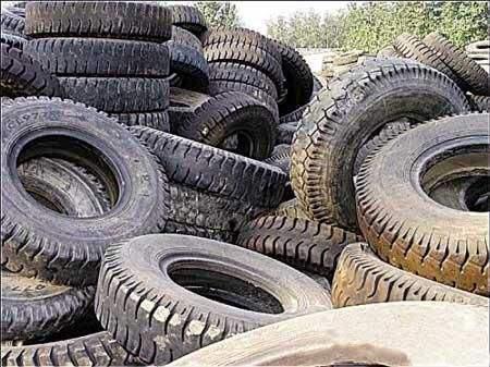 轮胎报废后应如何处置?