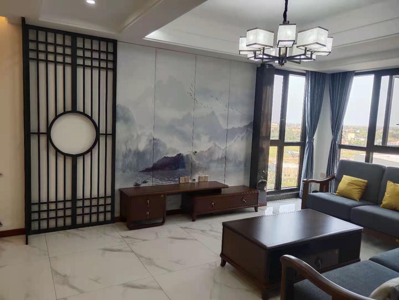 東方國際 新中式裝飾案例