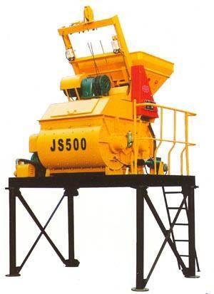 JS500搅拌机