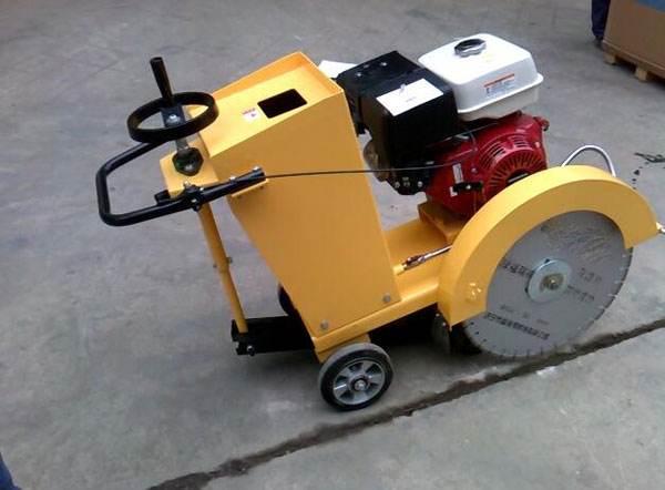 建筑机械-路面切割机