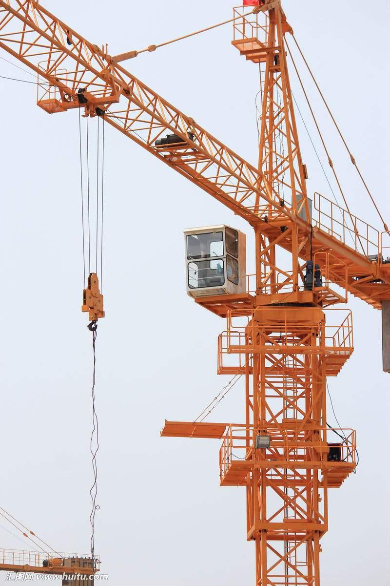 高空建筑设备-工地吊塔