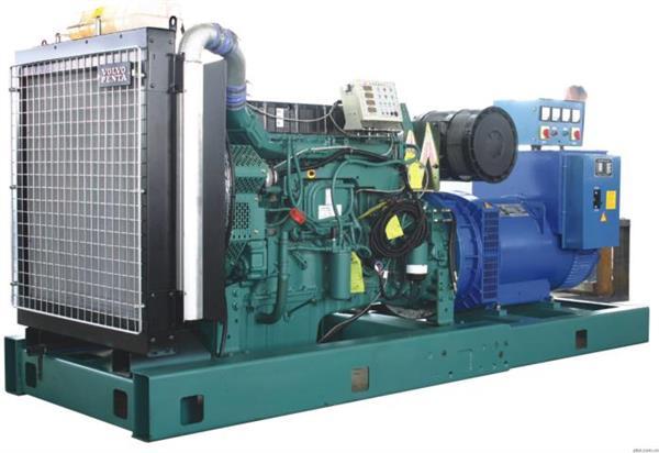 发电机组的规格