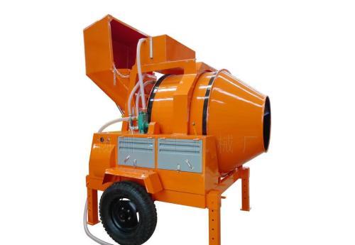 混凝土搅拌机的使用方法