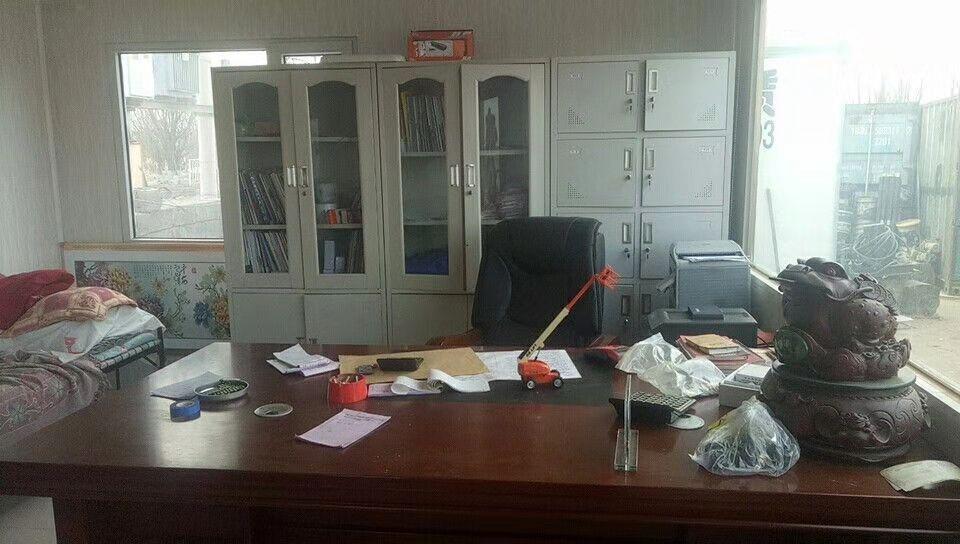 室内办公环境
