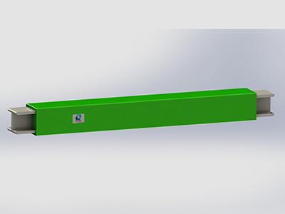 屈曲約束支撐(H型)安裝
