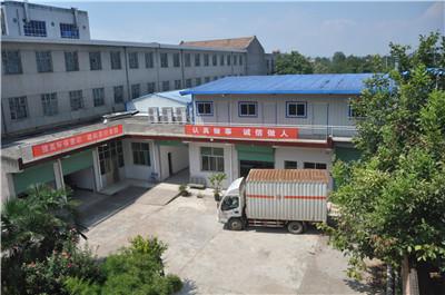 天英包装印务厂区