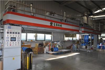 彩印包装生产机器