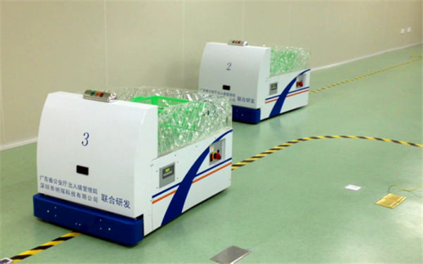 四川江淮AGV叉车