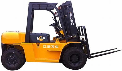 关于四川江淮叉车怎么选购你了解多少?
