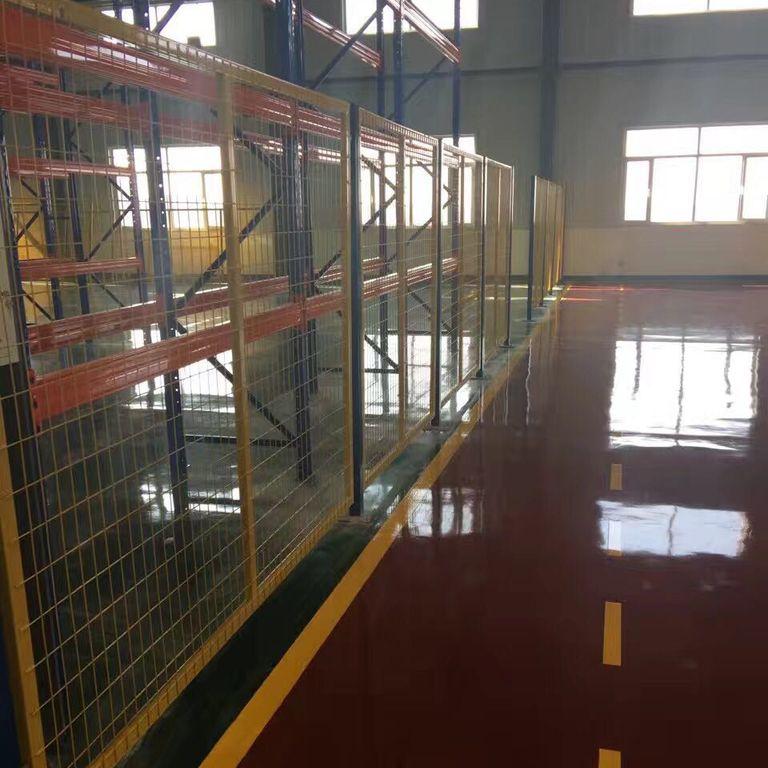 四川围栏网生产厂家工厂展示