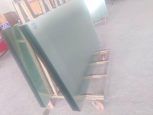 廣州福建防眩玻璃成功案例