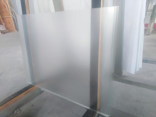 深圳不反光玻璃工廠展示