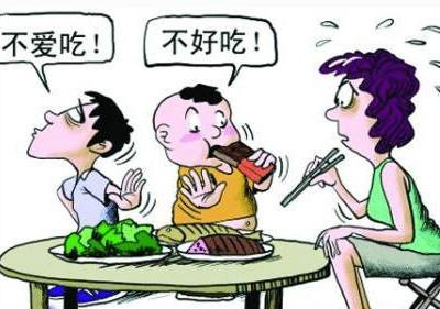 孩子厌食挑食不长个怎么办?那就要弄明白这两大原因和调理方法!