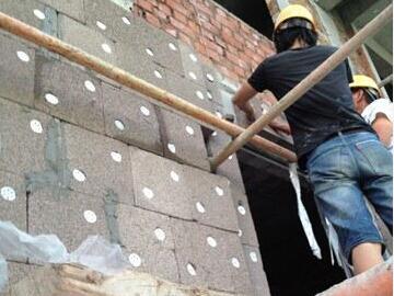 四川EPS内外墙保温板施工