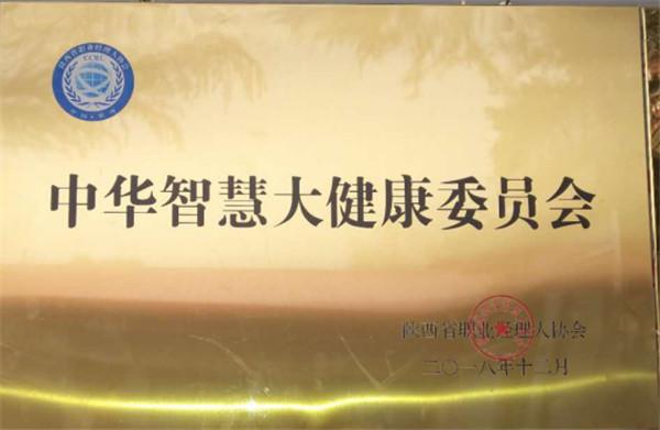 中华智慧大健康委员会