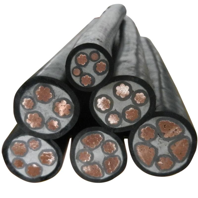 五芯聚氯乙烯绝缘电力电缆