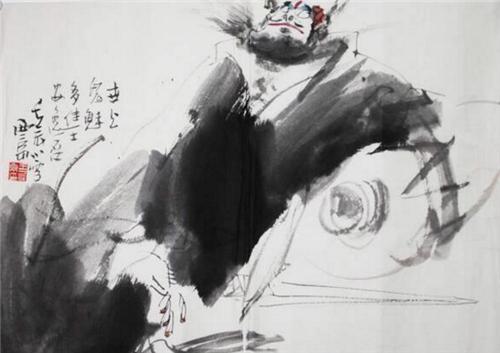 王西京字画