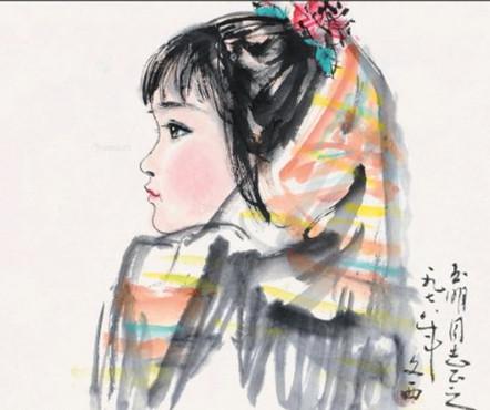 刘文西国画收购