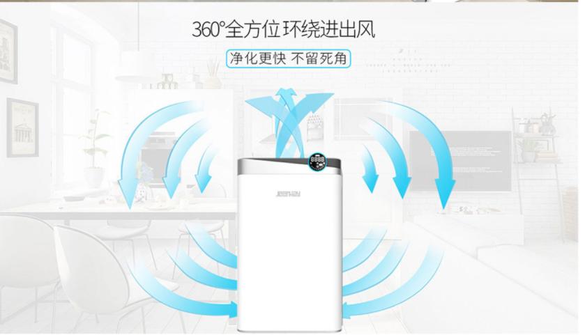 消费者在选购家用空气净化器,应该去注意哪些方面?
