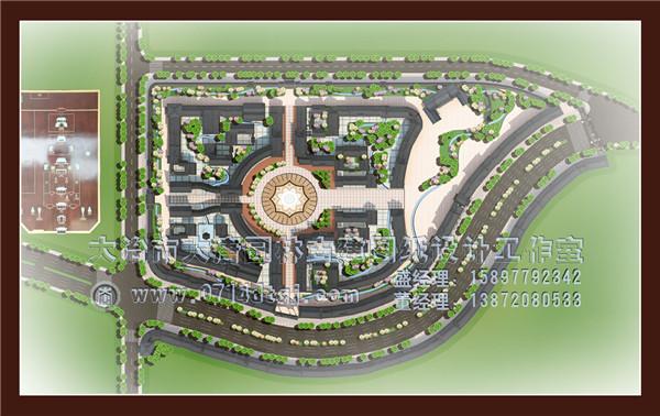 湖北仿古建筑设计方案