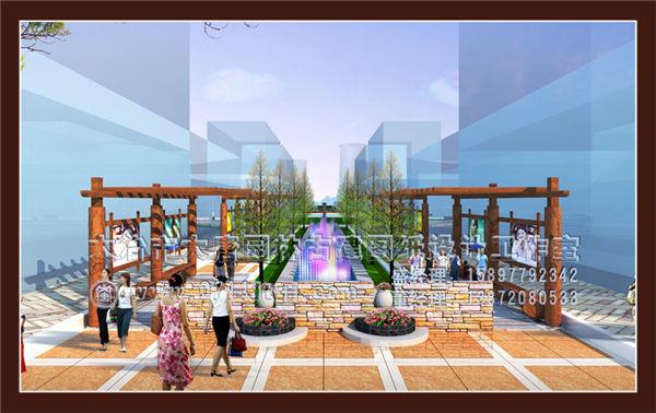 湖北风景区施工设计公司