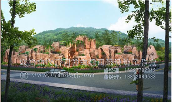 湖北园林景观设计