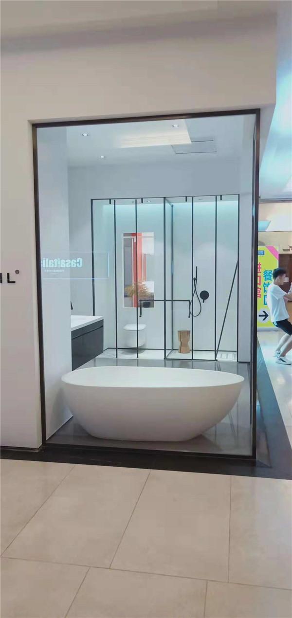 武汉钢化玻璃安装