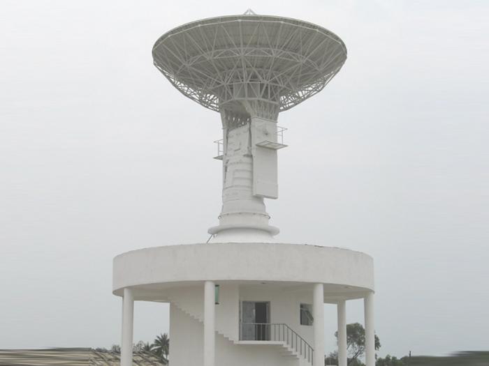 遥感遥测固定站天线