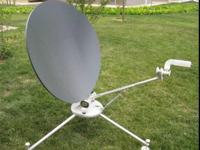 1米手动便携式天线