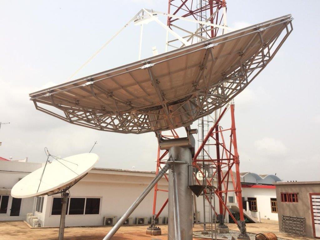 陕西卫星电视安装方法及搜索卫星电视频道