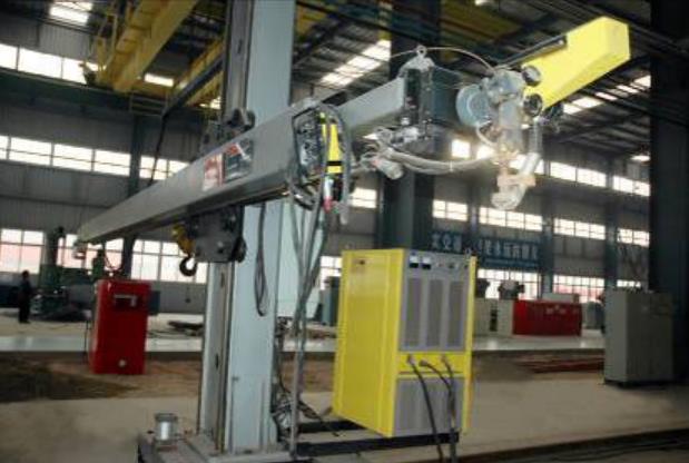 西起生产设备展示:数控焊接机器人